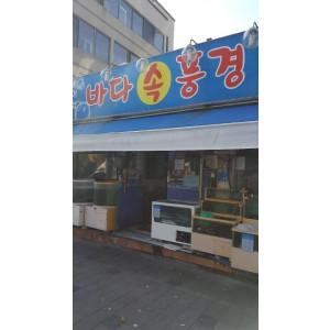 """춘천시 효자동 """"바다속풍경""""…"""